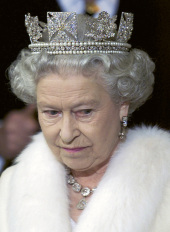 Queen Elizabeth II (Copyright: Scanpix)
