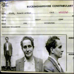 Picture: The most famous of all the train robbers was Ronnie Biggs. He escaped from Wandsworth Prison in 1965 after serving just 15 months of his sentence and made his way to Brazil via Spain and Australia (BBC)